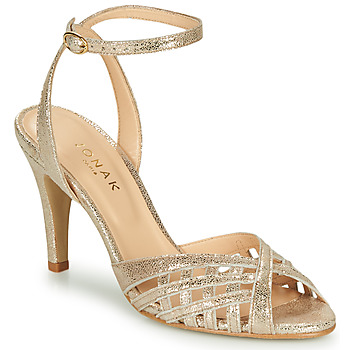 Chaussures Femme Sandales et Nu-pieds Jonak DAICHYAN Platine