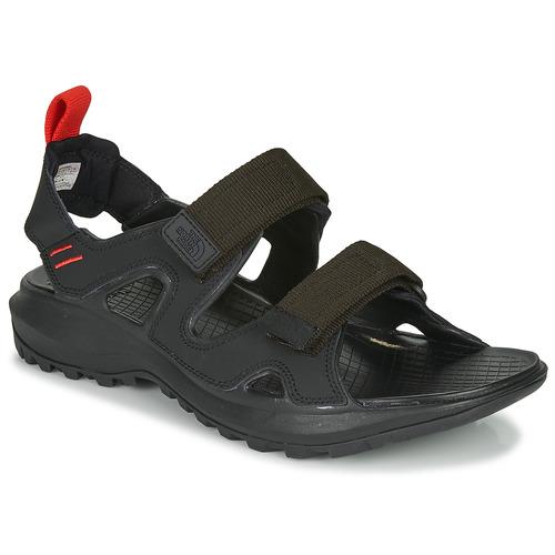 Chaussures Homme Sandales sport The North Face HEDGEHOG SANDAL III Noir