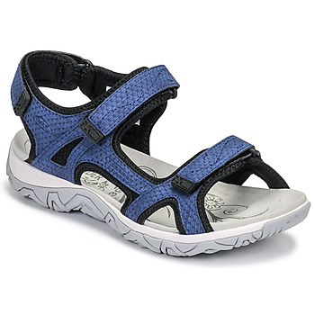 Chaussures Femme Sandales sport Allrounder by Mephisto LARISA Bleu
