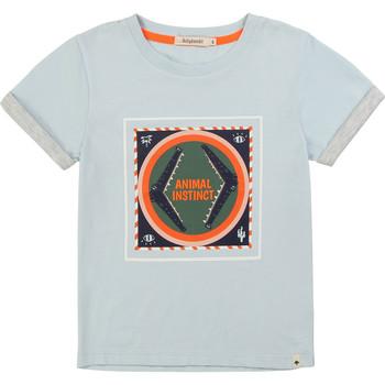 Vêtements Garçon T-shirts manches courtes Billieblush / Billybandit NOLVIO Bleu