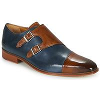 Chaussures Homme Richelieu Melvin & Hamilton LANCE 34 Bleu / Marron