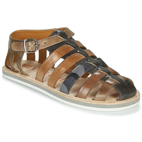 Chaussures Homme Sandales et Nu-pieds Melvin & Hamilton SAM-3 Gris