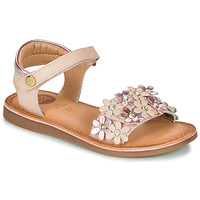 Chaussures Fille Sandales et Nu-pieds Gioseppo MAZARA Rose