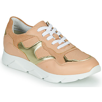 Chaussures Femme Baskets basses André HAVILAH Rose