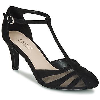 Chaussures Femme Escarpins André FALBALINE Noir