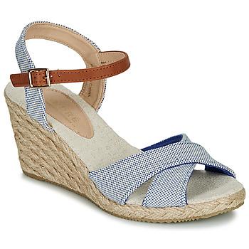Chaussures Femme Sandales et Nu-pieds André PAULETTA Marine