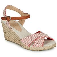 Chaussures Femme Sandales et Nu-pieds André PAULETTA Rouge