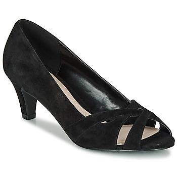 Chaussures Femme Escarpins André JELENA Noir