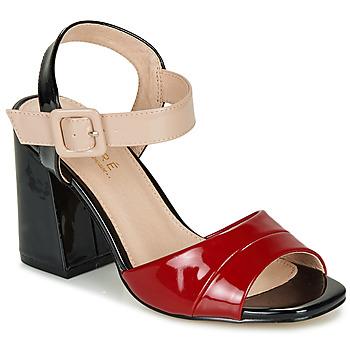 Chaussures Femme Sandales et Nu-pieds André JAYDA Multi-couleurs