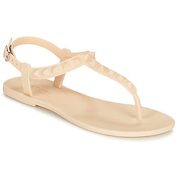 Chaussures Femme Sandales et Nu-pieds André HADEWIG Beige