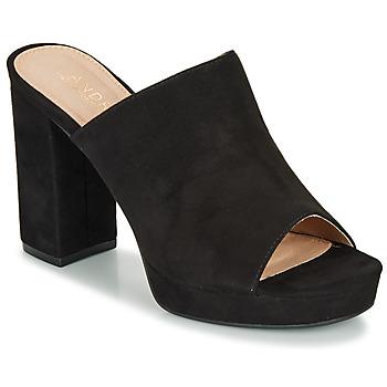 Chaussures Femme Sandales et Nu-pieds André MELINDA Noir