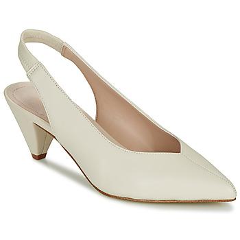 Chaussures Femme Escarpins André JAYLYN Blanc