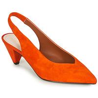 Chaussures Femme Escarpins André JAYLYN Orange