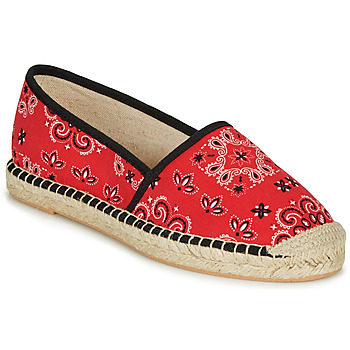 Chaussures Femme Espadrilles André HADRIANA Rouge