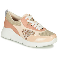 Chaussures Femme Baskets basses André PORTIA Rose