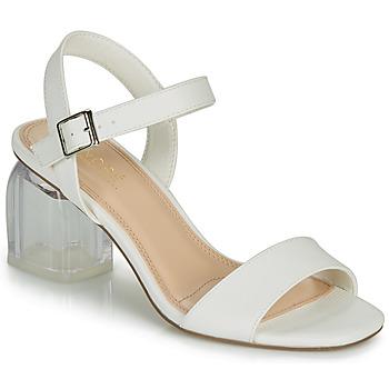 Chaussures Femme Sandales et Nu-pieds André MAGNOLINE Blanc