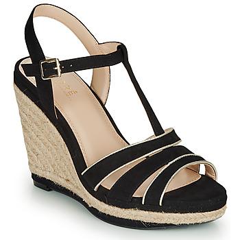 Chaussures Femme Sandales et Nu-pieds André JULY Noir