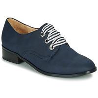 Chaussures Femme Derbies André MONTSERRAT Bleu