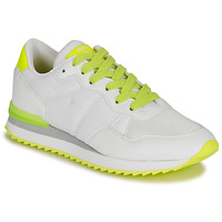 Chaussures Femme Baskets basses André HISAYO Blanc