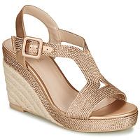 Chaussures Femme Sandales et Nu-pieds André PHOEBE Doré