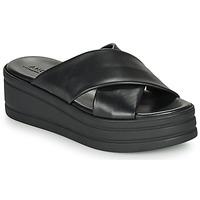 Chaussures Femme Sandales et Nu-pieds André ELVIANA Noir