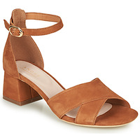 Chaussures Femme Sandales et Nu-pieds André JAYLA Camel