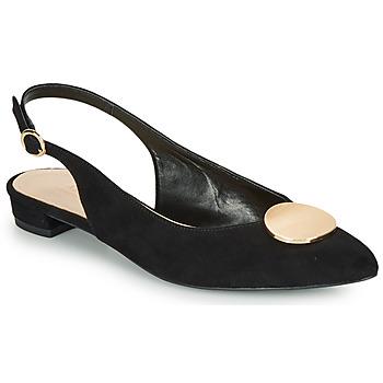 Chaussures Femme Ballerines / babies André JACQUOTTE Noir