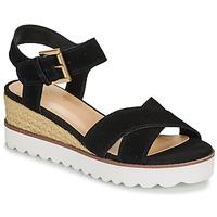 Chaussures Femme Sandales et Nu-pieds André EMILIA Noir