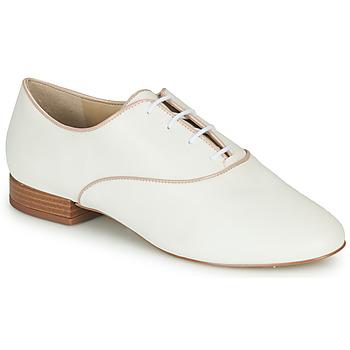 Chaussures Femme Derbies André VIOLETTE Blanc