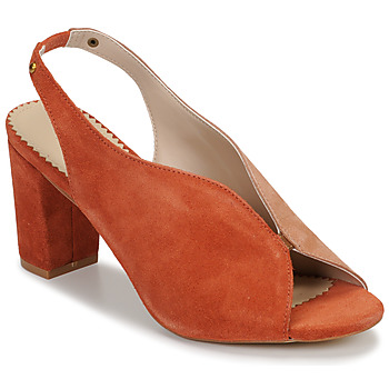Chaussures Femme Sandales et Nu-pieds André L ILLUSIONISTE Rose