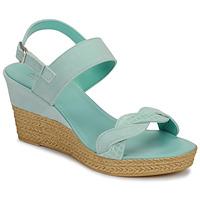 Chaussures Femme Sandales et Nu-pieds André ELOISE Bleu