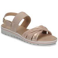 Chaussures Femme Sandales et Nu-pieds André POLINE Nude