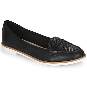 Chaussures Femme Mocassins André JENESSA Noir