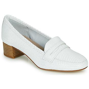 Chaussures Femme Mocassins André MICHELLE Blanc
