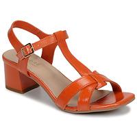 Chaussures Femme Sandales et Nu-pieds André JOSEPHINE Orange