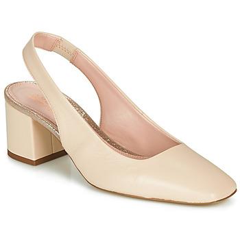 Chaussures Femme Escarpins André BERENICE Blanc