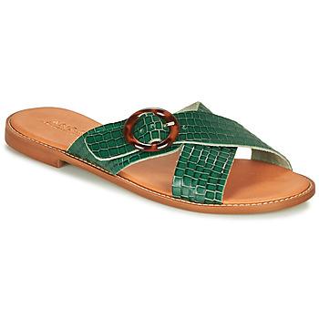 Chaussures Femme Sandales et Nu-pieds André BRAIDY Vert