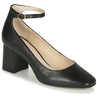 Chaussures Femme Escarpins André JASMINE NOIR MOTIF