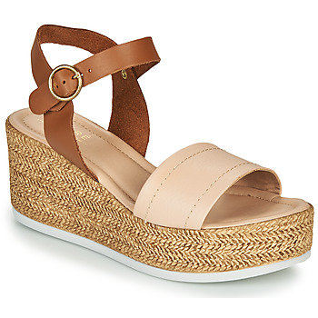 Chaussures Femme Sandales et Nu-pieds André BALADINA Rose
