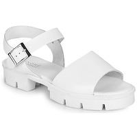 Chaussures Femme Sandales et Nu-pieds André ABRICOT Blanc