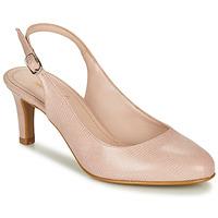 Chaussures Femme Escarpins André POMARETTE Nude