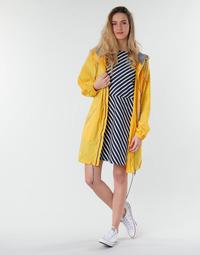 Vêtements Femme Parkas Petit Bateau SHINE Jaune