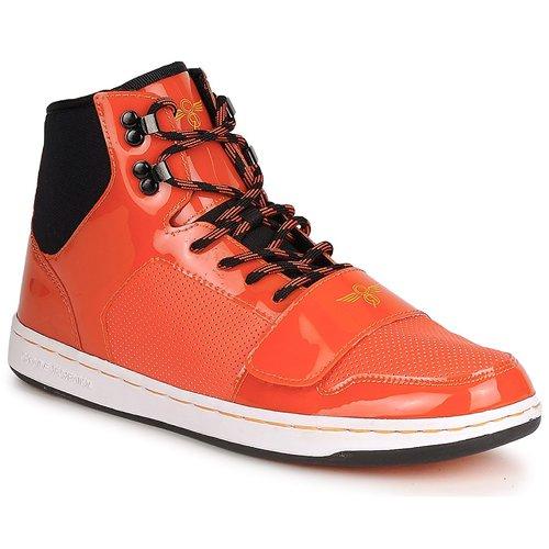 Chaussures Femme Baskets montantes Creative Recreation W CESARIO Orange