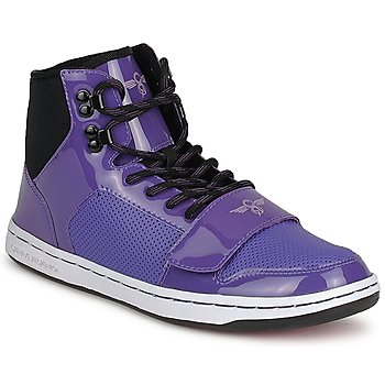 Chaussures Femme Baskets montantes Creative Recreation W CESARIO Violet