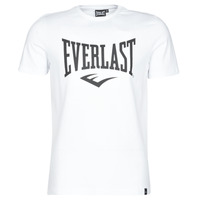 Vêtements Homme T-shirts manches courtes Everlast BASIC TEE-RUSSEL Blanc