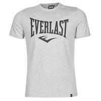 Vêtements Homme T-shirts manches courtes Everlast EVL LOUIS SS TS Gris