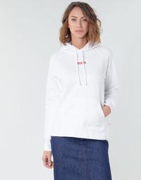 Vêtements Femme Sweats Levi's RAPHIC SPORT HOODIE BABY TAB HOODIE Blanc