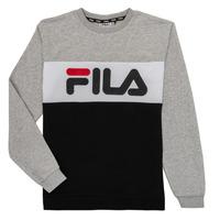 Vêtements Enfant Sweats Fila FLORE Gris / Noir