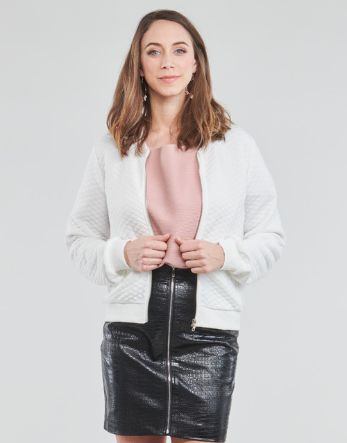 Vêtements Femme Sweats Moony Mood CHUCK Blanc