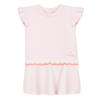 Vêtements Fille Robes courtes Lili Gaufrette NARITTE Rose